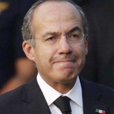 FELIPE CALDERÓN: Líder de las 'fake news' contra el Gobierno de AMLO