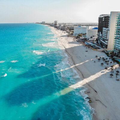 Por COVID-19, cierran 91 hoteles en Cancún, Isla Mujeres y Puerto Morelos