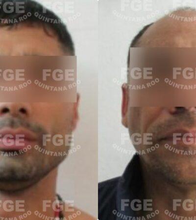 Colombiano detenido en Cancún con grupo de secuestradores, de alta peligrosidad: Fiscal