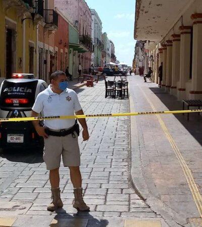 Reporta Campeche cinco casos positivos de COVID-19; dos de ellos en Ciudad del Carmen