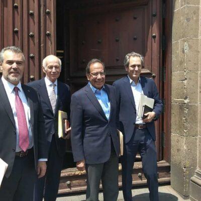 Empresarios buscan salvar 1.1 millones de negocios; AMLO ofrece nueva reunión después de abril