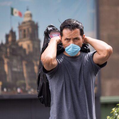 SIGUE EL ASCENSO DEL COVID-19: Reportan 8,261 enfermos y 686 fallecidos en México