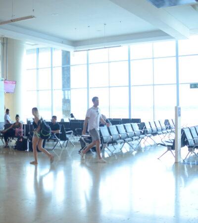 Aeropuerto de Cancún cierra otra terminal tras perder 80% de sus operaciones diarias