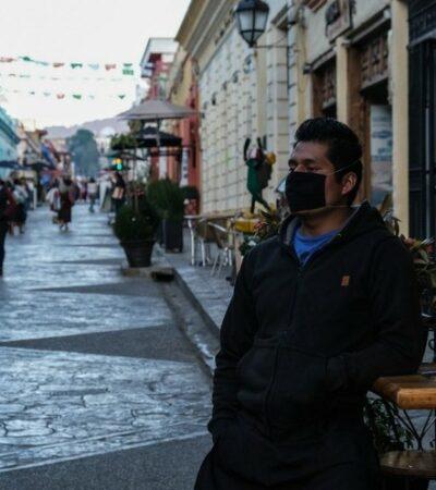 Reporta Chiapas 2 contagios comunitarios; suma 18 casos confirmados