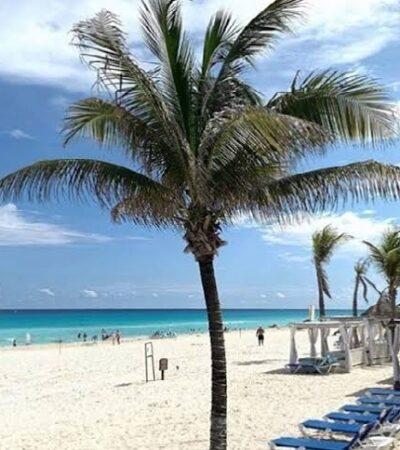 Espera sector hotelero de Cancún repunte turístico hasta el mes de junio