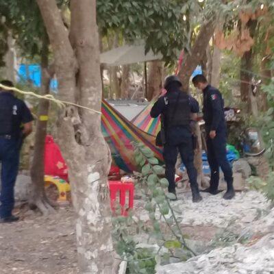 Dice Fiscalía que ya investiga el asesinato del hombre que pedía despensas de 'El Chapo'