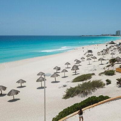 Hoteles de Cancún mantienen ocupación de 4% por falta de turismo