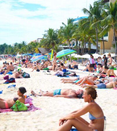 """Lanzan desde Quintana Roo campaña turística digital """"Seguimos aquí para ti"""""""