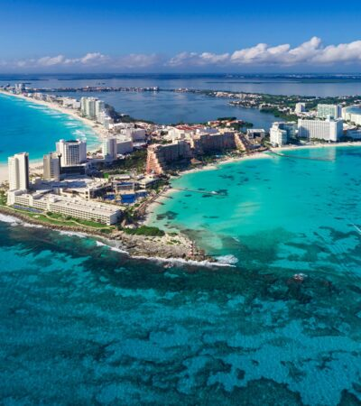 Cumple 50 años Cancún con 150 hoteles cerrados