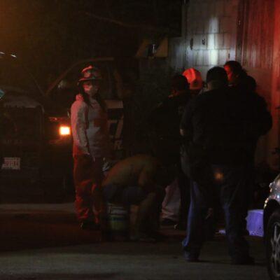 De siete disparos asesinan en Cancún a albañil tabasqueño
