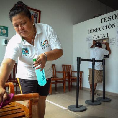 Ofrece comuna incentivos fiscales en Puerto Morelos