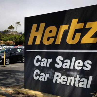 Hertz se declara en suspensión de pagos en EU por impacto del COVID-19