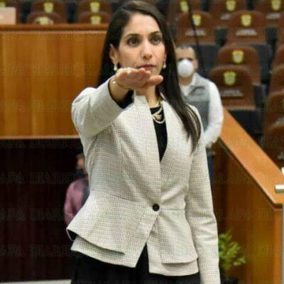 Congreso de Veracruz ratifica por nueve años a la fiscal Verónica Hernández