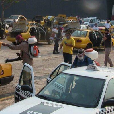 Limitan transporte público en Tabasco; de 10:00 a 14:59 horas no habrá servicio…