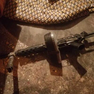Abaten a jefe de sicarios del CJNG apodado 'El Whiskas' en Veracruz