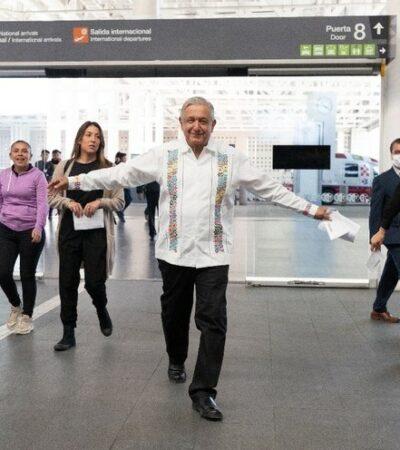 AMLO pide 'permiso' para reiniciar sus recorridos por el país…