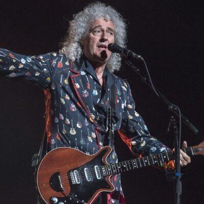 VIDEO | Brian May, guitarrista de Queen, estuvo 'muy cerca de la muerte'