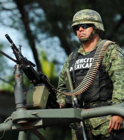 ¿SILENCIOSA MILITARIZACIÓN DE MÉXICO?: Fuerzas Armadas realizarán tareas de seguridad pública