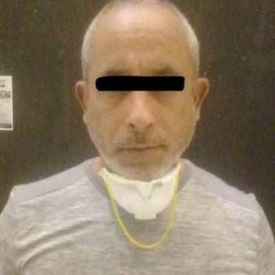 Detienen al presunto autor intelectual de la masacre en Villas de Salvárcar