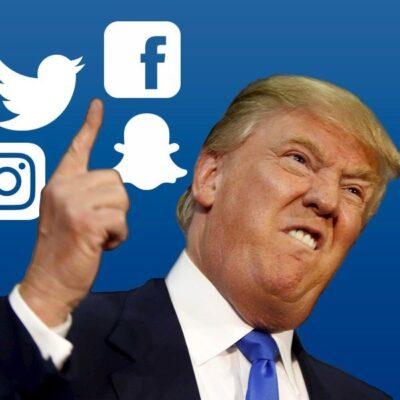 TRUMP CUMPLE AMENAZA: Firma decreto que regula redes sociales