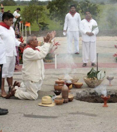 AMLO tiene prisa por dar banderazo al Tren Maya pese al COVID-19 en la región