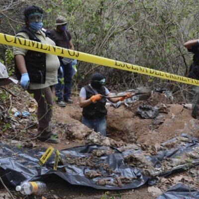 Lamentan activistas que búsqueda de fosas clandestinas se halle suspendida