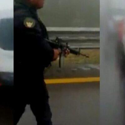 Continúan asaltos a automovilistas en la autopista Puebla-Veracruz
