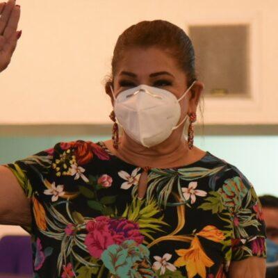 Diputada panista de Campeche da positivo a COVID-19