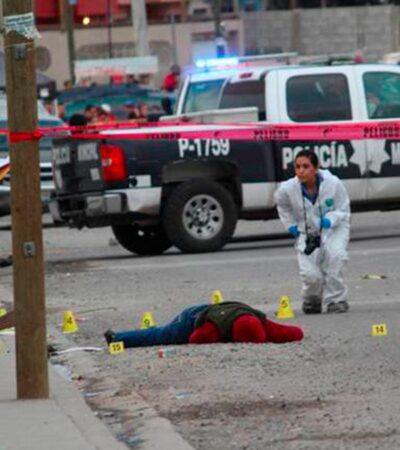 NI LA CUARENTENA PARA LA VIOLENCIA: Cierra abril con promedio de 83 asesinatos diarios
