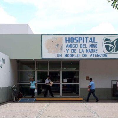 Funeraria detecta signos vitales a bebé declarada muerta en hospital del IMSS