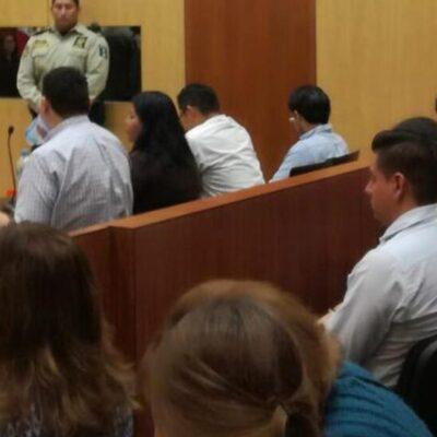 Ordena jueza que karateca golpeador de Mérida pague 300 mil pesos a su víctima para quedar libre