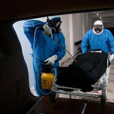 Ascienden a mil 94 los casos de Covid-19; hay 111 personas graves en hospitales de Yucatán
