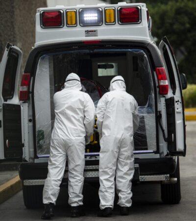 Hallan muerta en piscina a una joven que acudió a 'fiesta covid' en Puebla