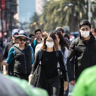 COVID-19 EN MÉXICO: Casos confirmados crecen 45% en apenas una semana