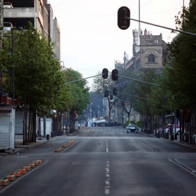 COVID-19 EN MÉXICO: Muertes llegan a 2 mil 507 en la víspera del periodo de mayor riesgo