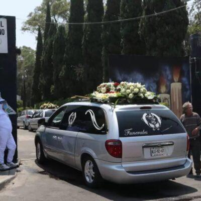 MÉXICO REBASA SU PEOR PRONÓSTICO: Ocho mil 134 muertos por COVID-19