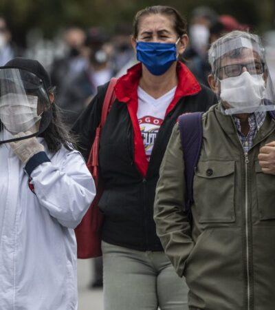 Alertan a gobernadores de presunto rebrote de COVID-19 en temporada de influenza