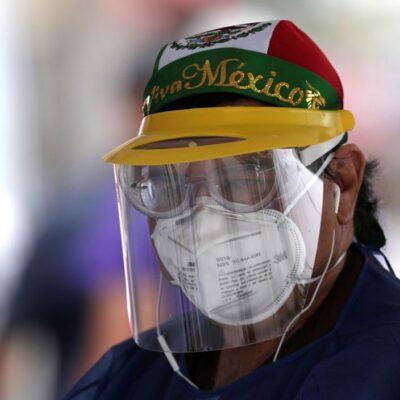 México rebasa a China en casos acumulados de COVID-19; muertes suman 9 mil 415