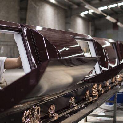 Enfrenta México el peor día en número de muertos por COVID-19…