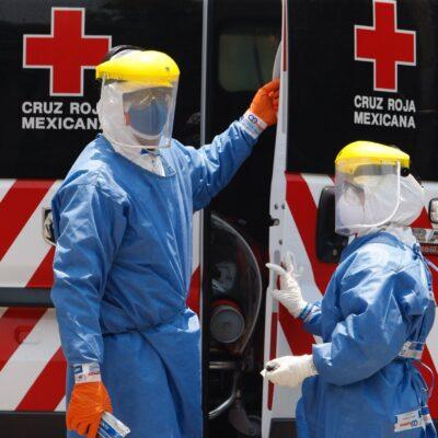 INDOMABLE LA EPIDEMIA EN TABASCO: 3 mil 360 casos positivos y en ascenso