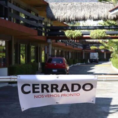 Pierde sector turístico el equivalente a 7 aeropuertos de Santa Lucía