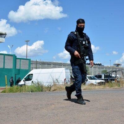 Se fugan 12 reos alta peligrosidad de penal en Zacatecas