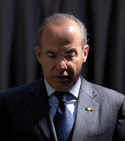 'Rapido y furioso' es solo un cuento, asegura Calderón