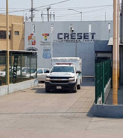 Riña en penal de Villahermosa deja un reo muerto y tres heridos