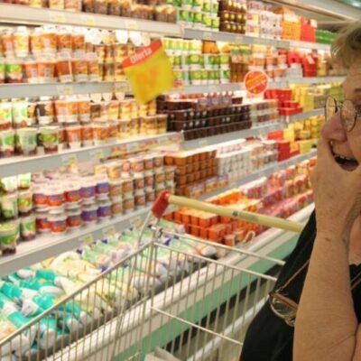 Alimentos son hasta 130% más caros por la emergencia sanitaria, según la ANPEC