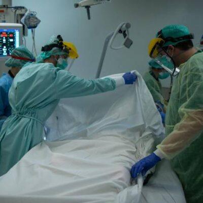 Decesos por COVID-19 llegan a 124 en Tabasco; suman 984 casos positivos