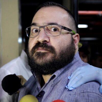 Exigen juzgar a Javier Duarte por desaparición forzada; 3 mil 600 casos durante su gestión