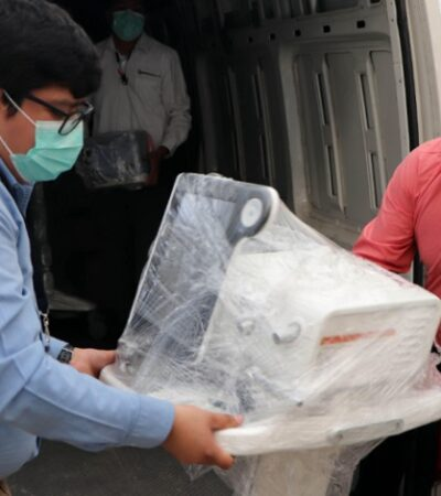 Justifica IMSS sobreprecio en compra de ventiladores por 'entrega inmediata'
