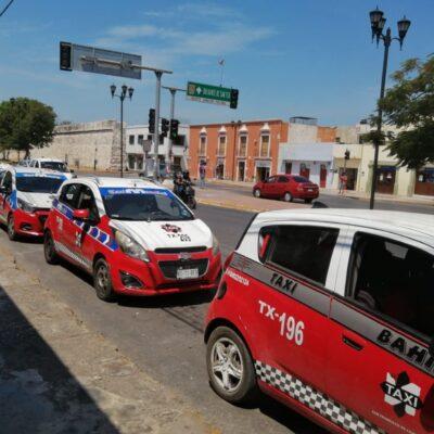 Internan al primer taxista contagiado de COVID-19 en Campeche