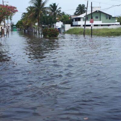 Tras lluvias, declaran emergencia para 10 municipios de Veracruz